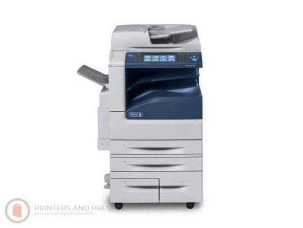 Xerox WorkCentre 7970 Low Meters