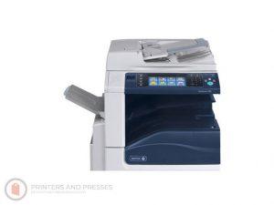 Xerox WorkCentre EC7856 Low Meters