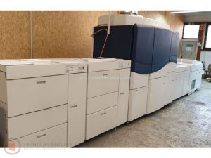 Xerox iGen 150 Press Official Image