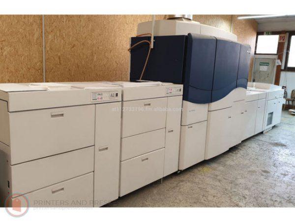 Xerox iGen 150 Press Official Image